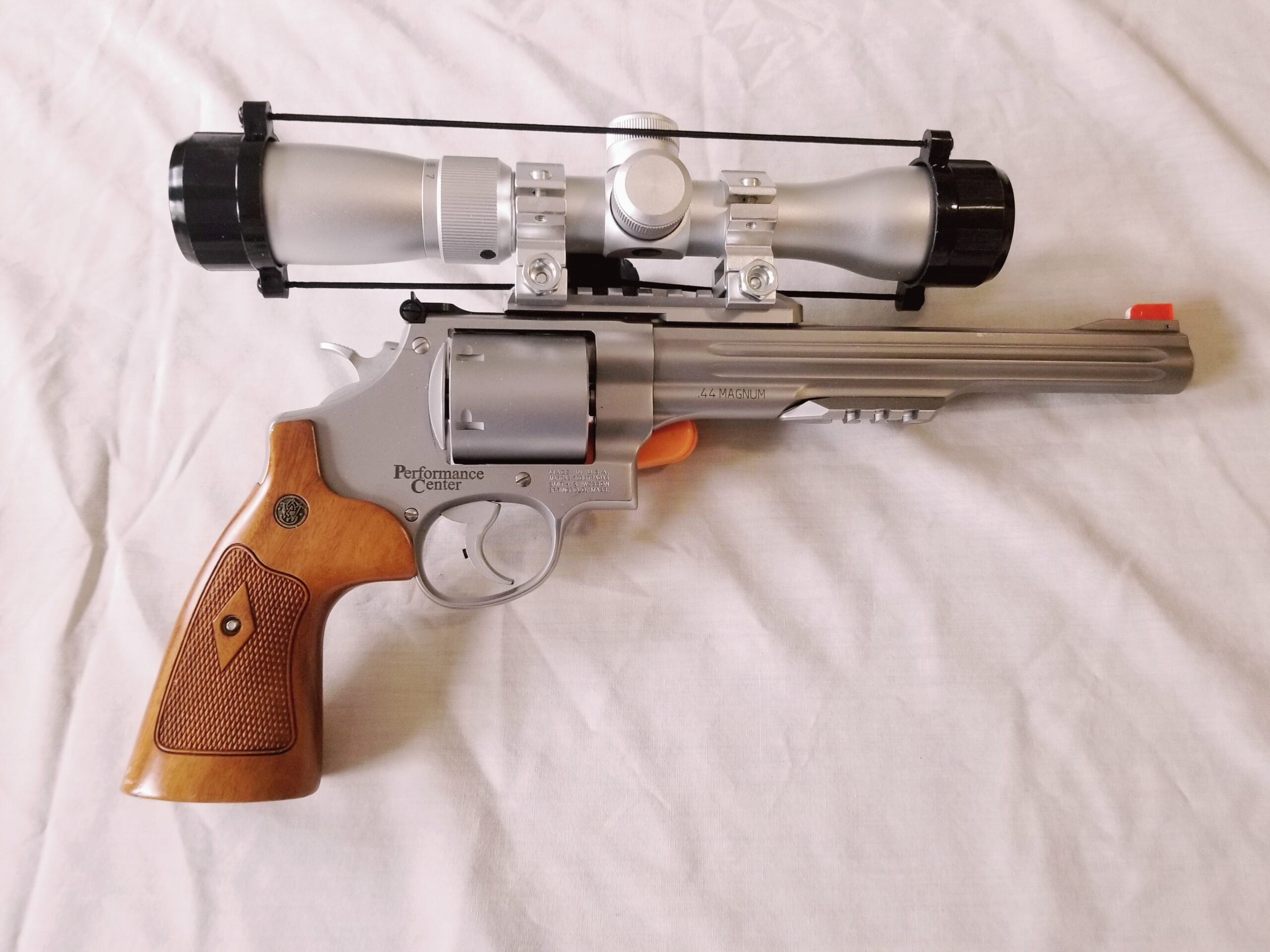 Smith & Wesson Performance Center Model 629-8 .44 Magnum