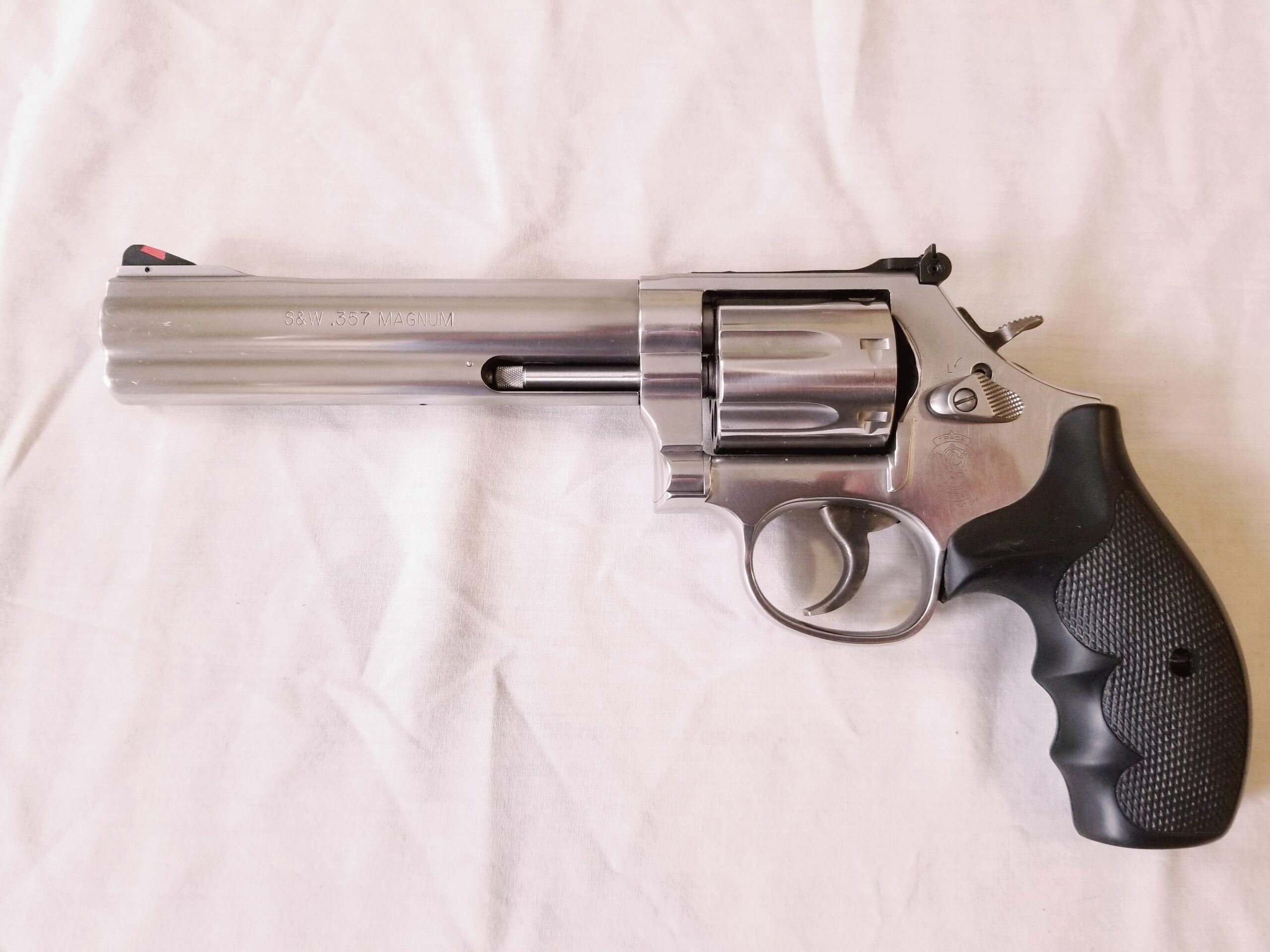 Smith and Wesson Model 686-6 .357 Magnum