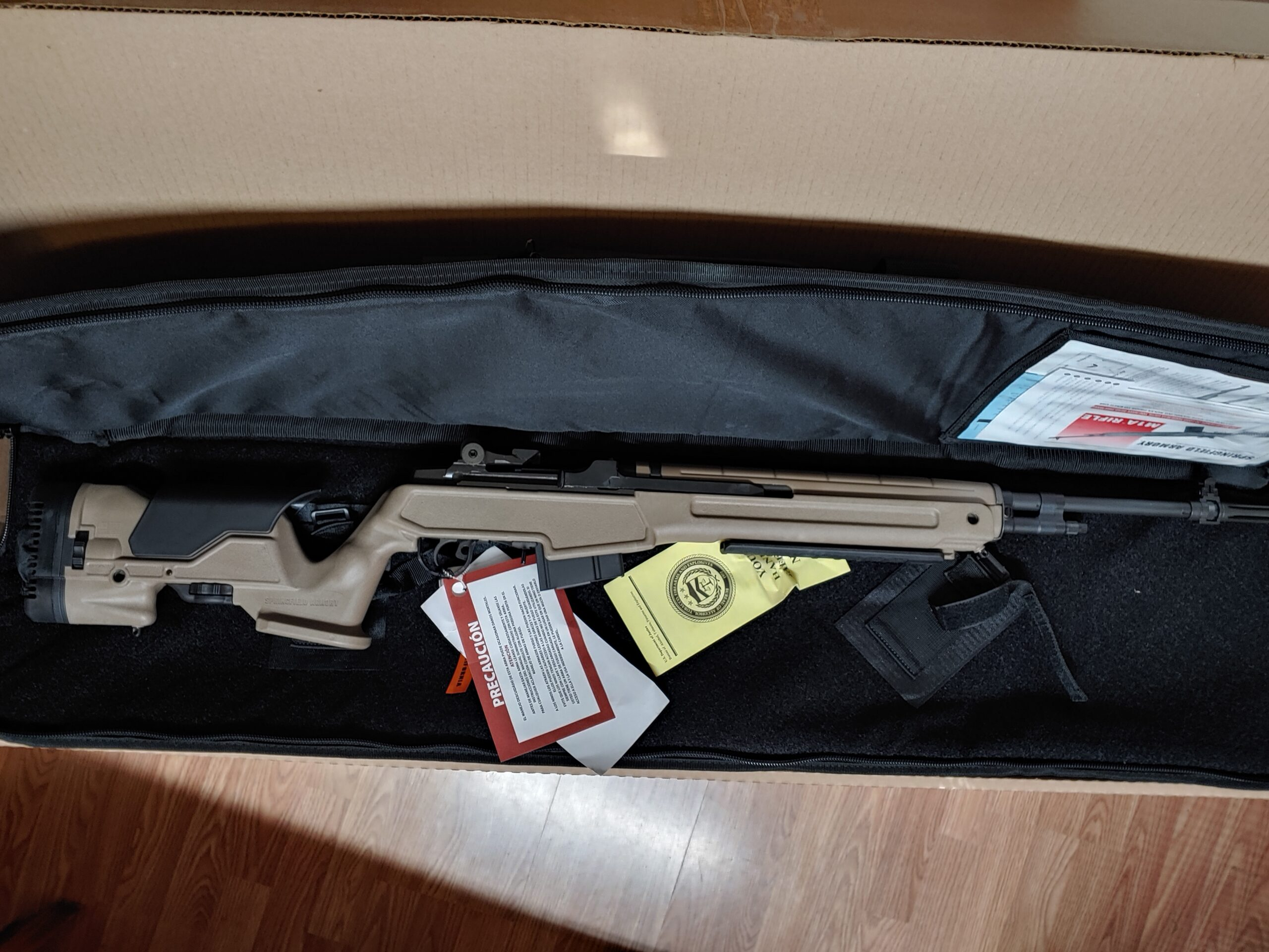 Springfield M1A .308win