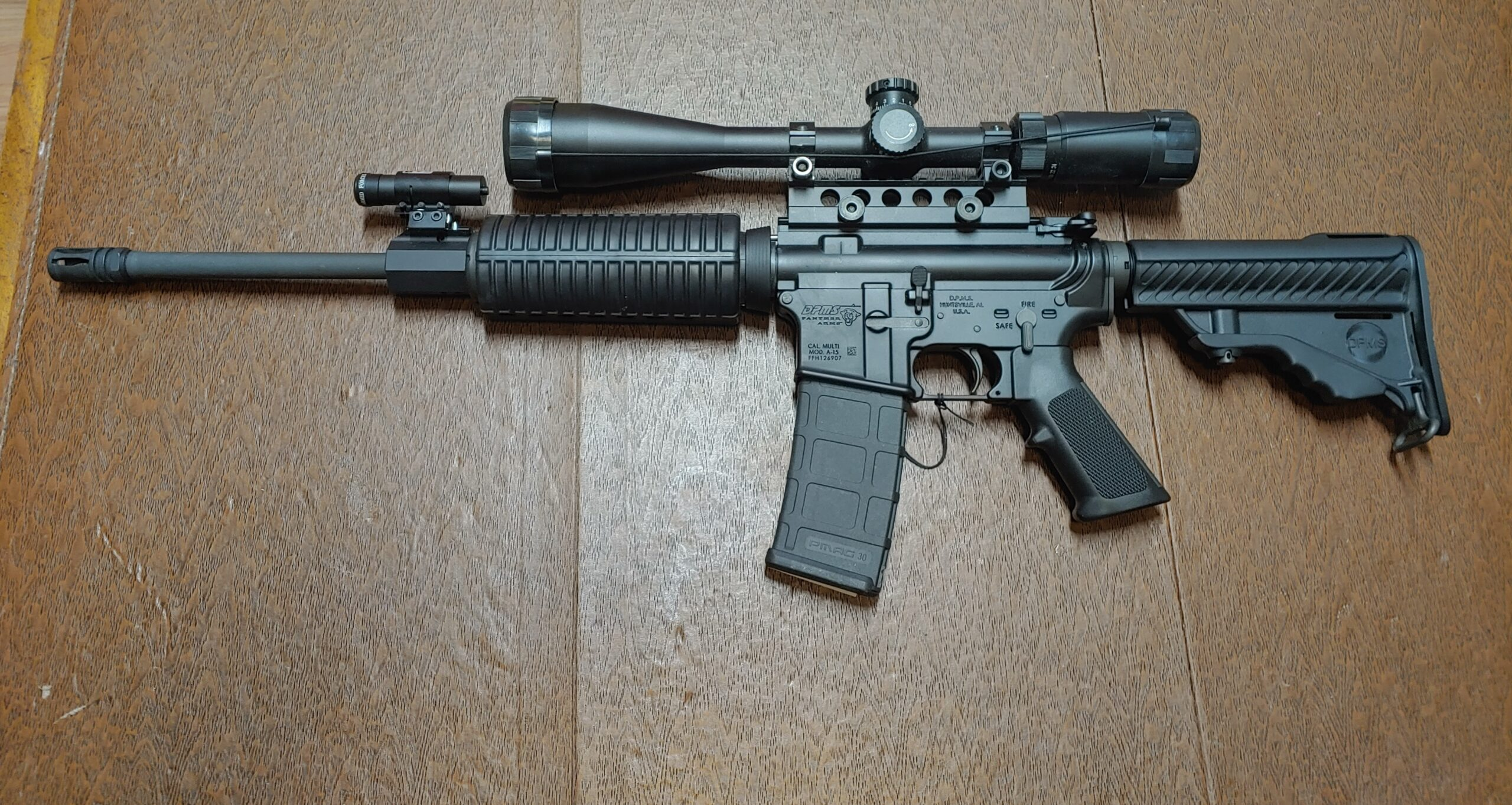 DPMS A-15 5.56