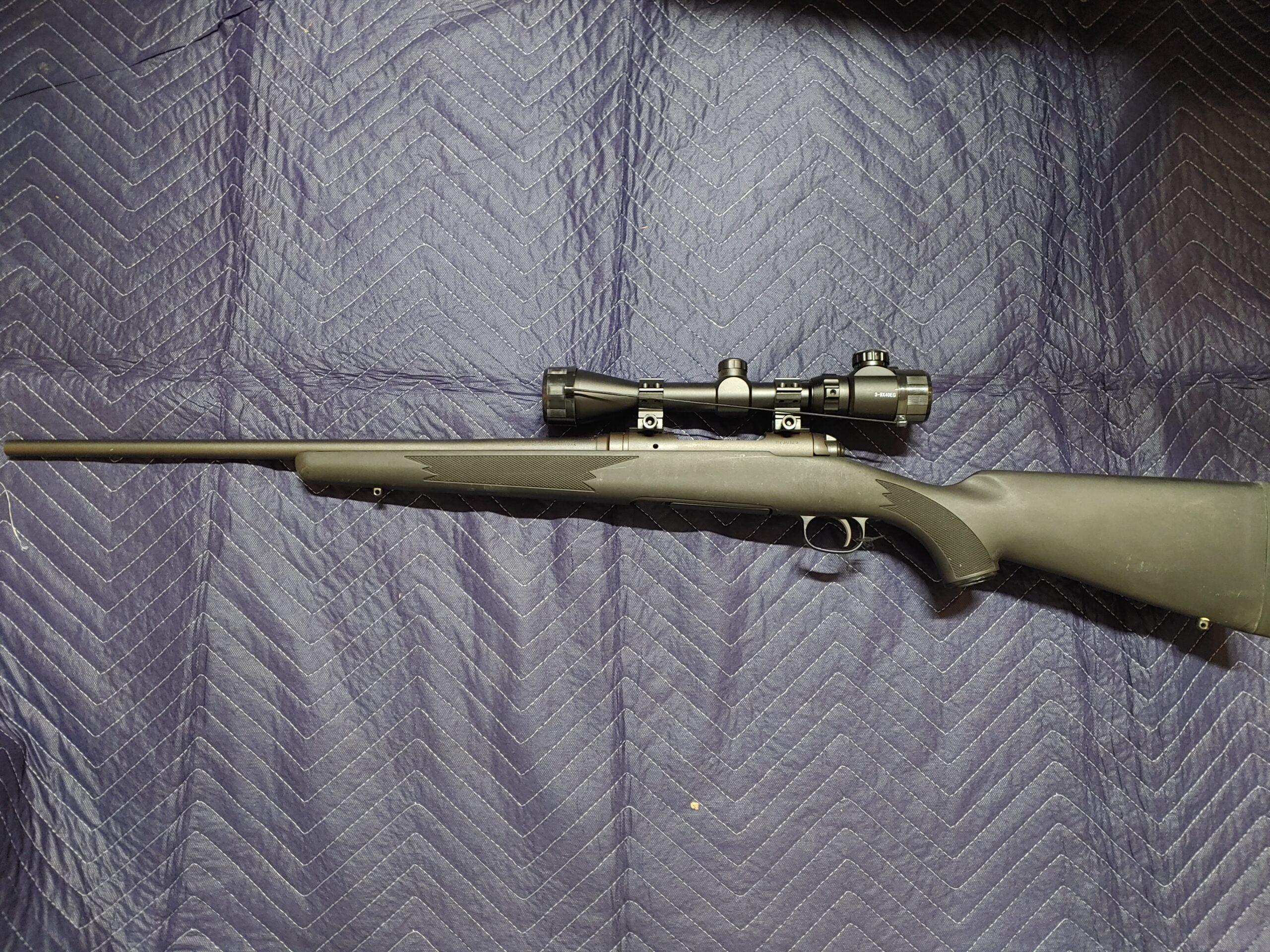 Savage Model 11 308win
